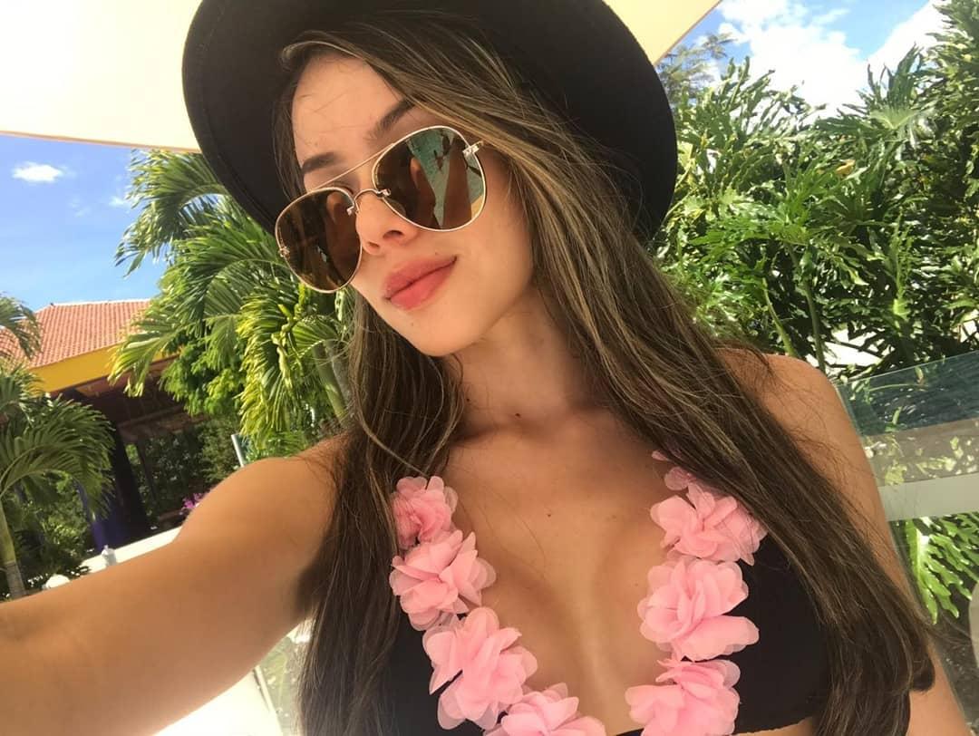 gina aguirre, virreyna de miss latinoamerica 2019. - Página 2 66520210