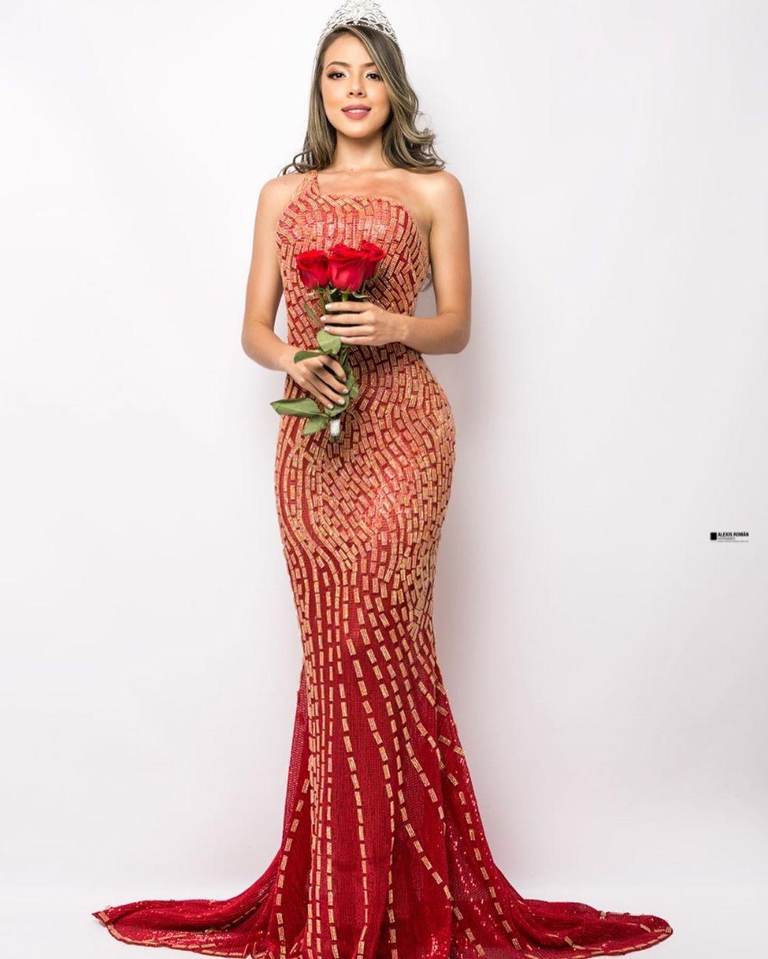 gina aguirre, virreyna de miss latinoamerica 2019. - Página 3 66613810