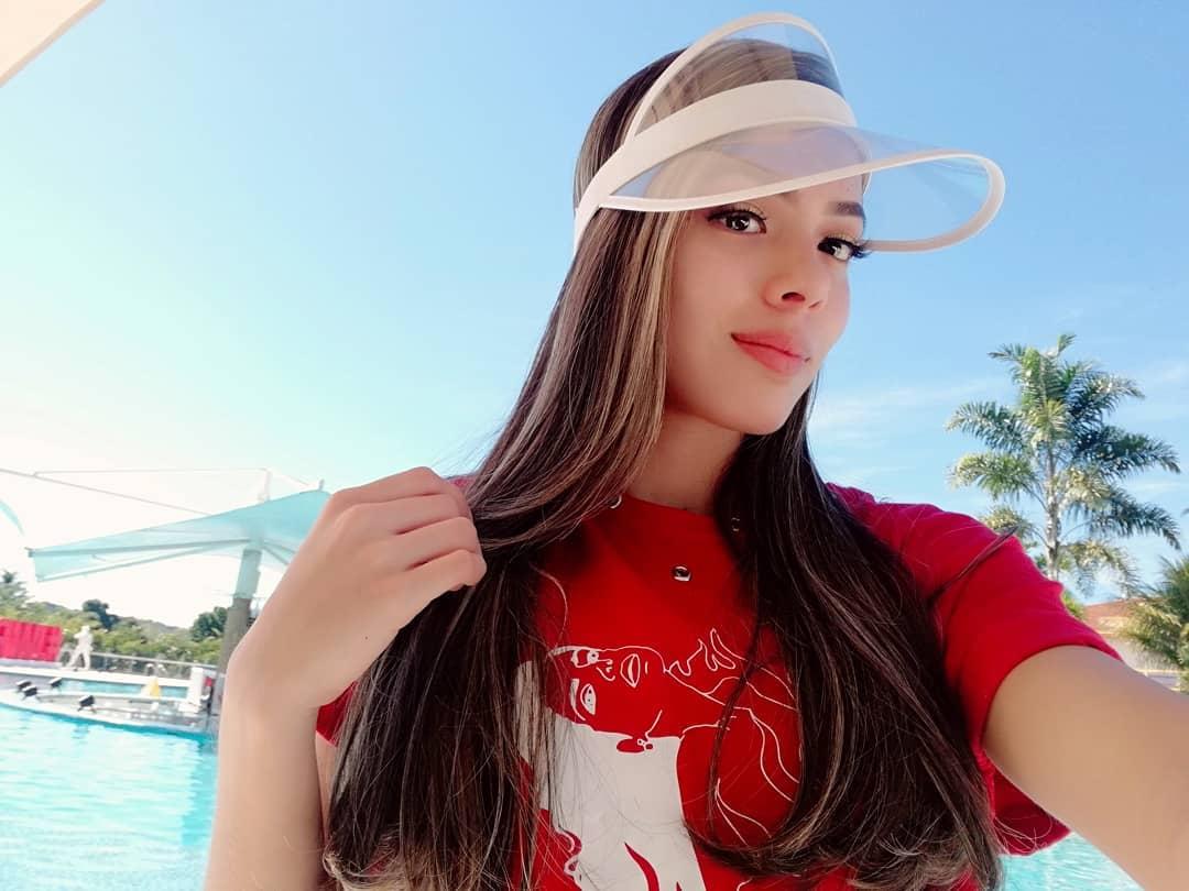 gina aguirre, virreyna de miss latinoamerica 2019. - Página 2 66649010
