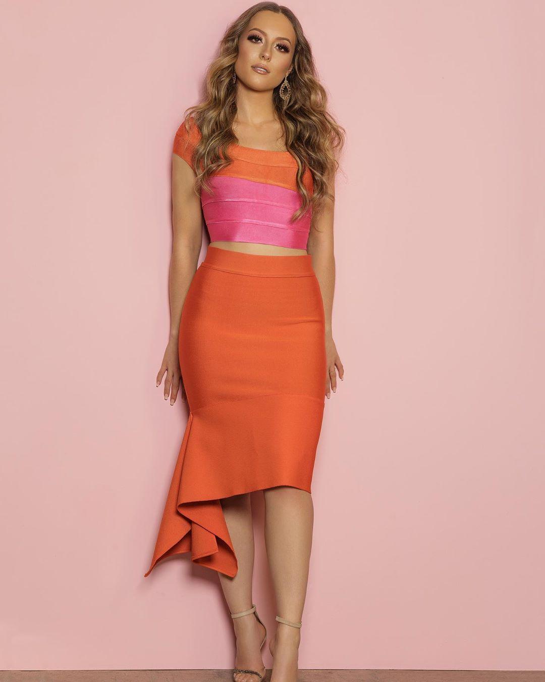 cristine boff sartor, segunda finalista de miss latinoamerica 2019. - Página 6 66803811