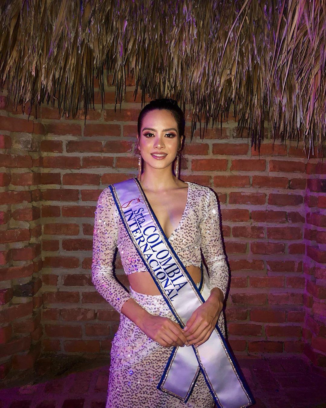 maria alejandra vengoechea, 3rd runner-up de miss international 2019. - Página 2 66806410