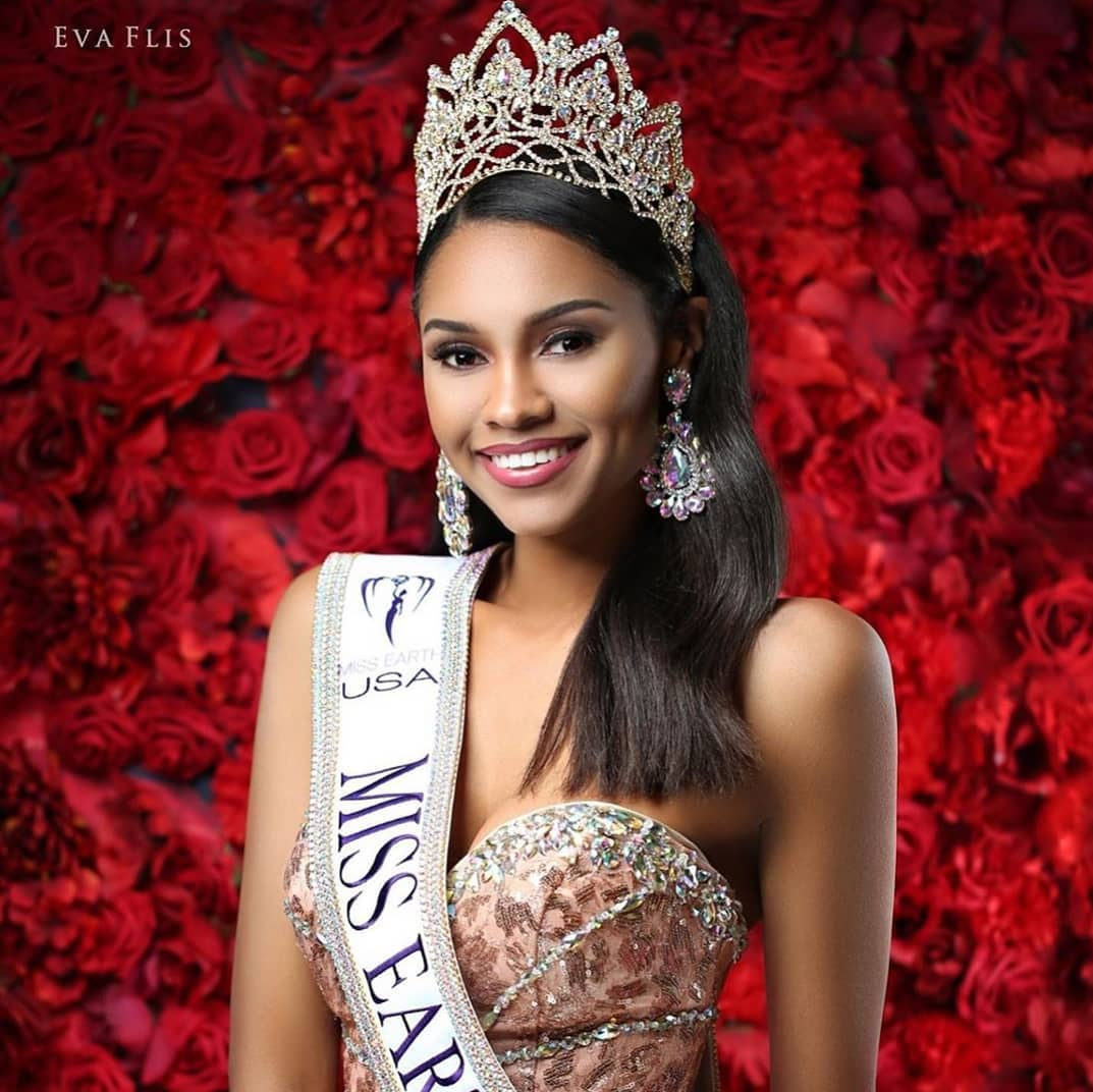 emanii davis, miss earth - air 2019. 66814210