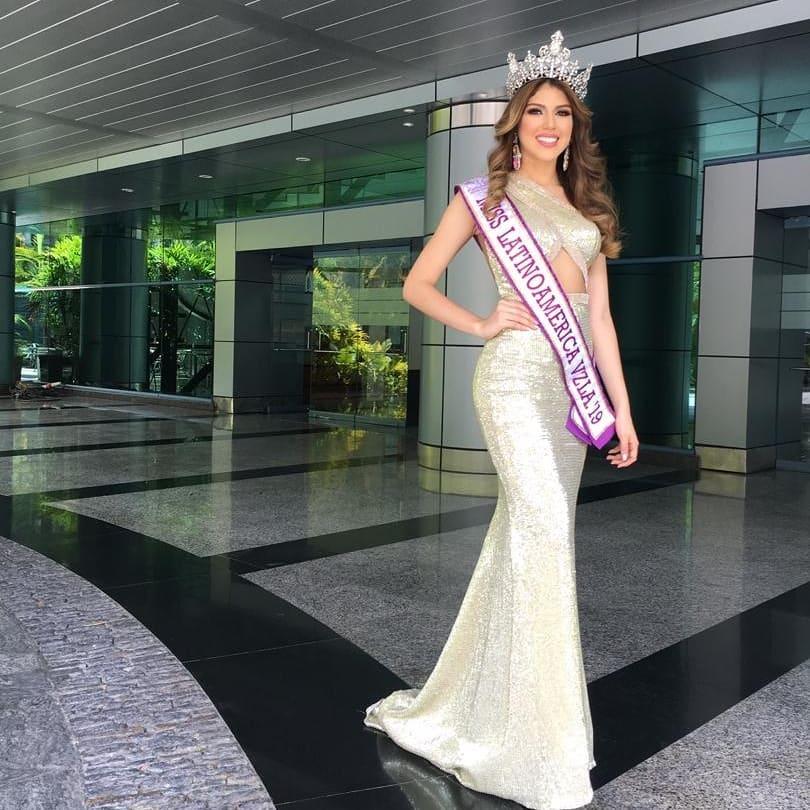 mariana galindez, 3ra finalista de miss latinoamerica 2019. 67078410