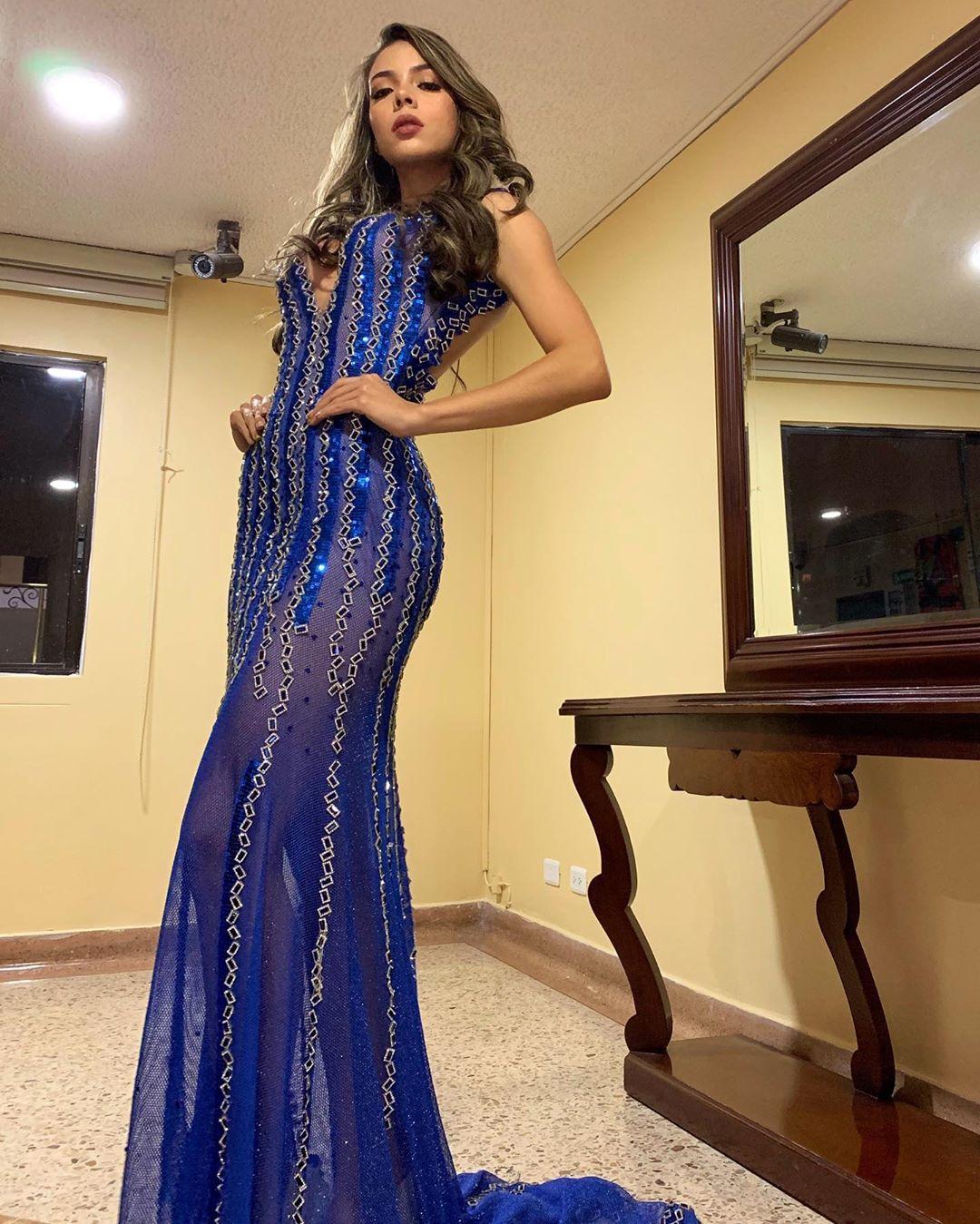 gina aguirre, virreyna de miss latinoamerica 2019. - Página 3 67080310