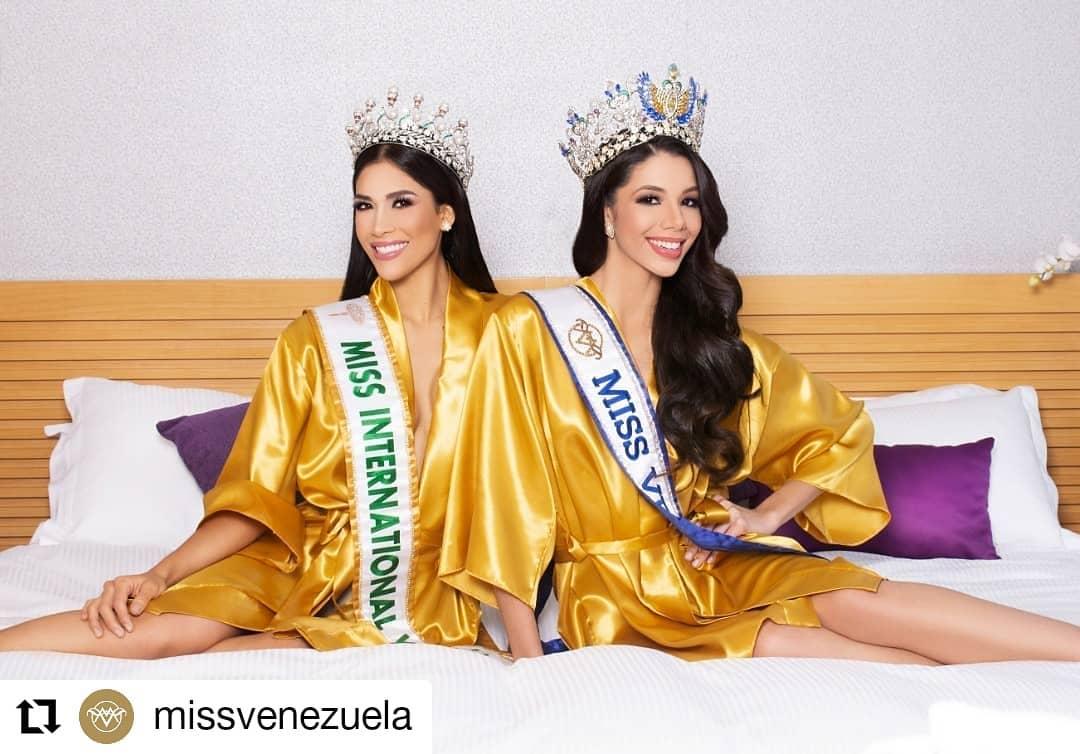 miss venezuela (universo) 2019 & miss venezuela internacional 2019. 67135210