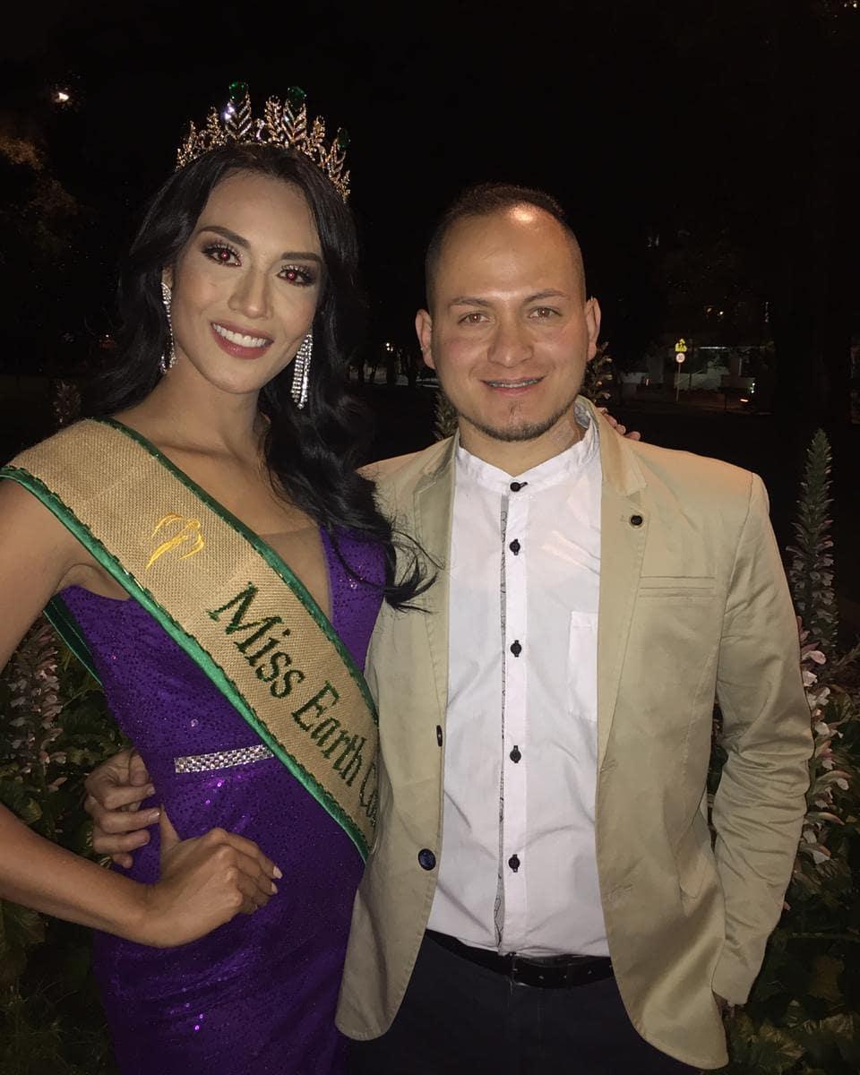yenny katherine carrillo, top 20 de miss earth 2019/reyna mundial banano 2017. - Página 4 67264011