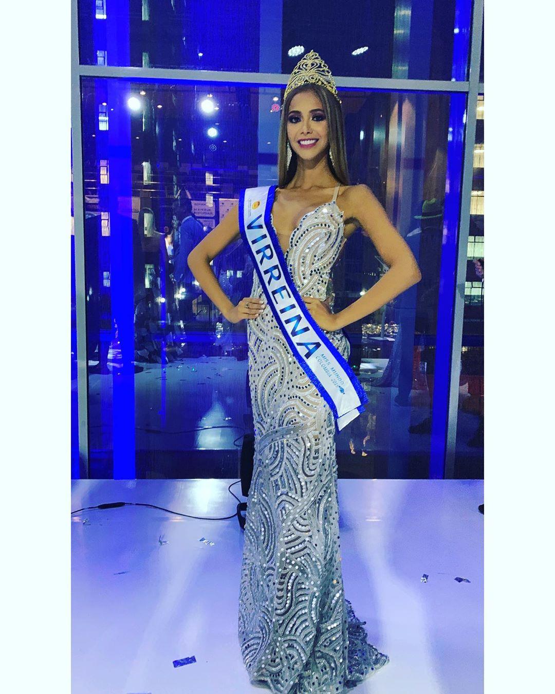 alejandra rodriguez osorio, miss asia pacific colombia 2019. 67334010