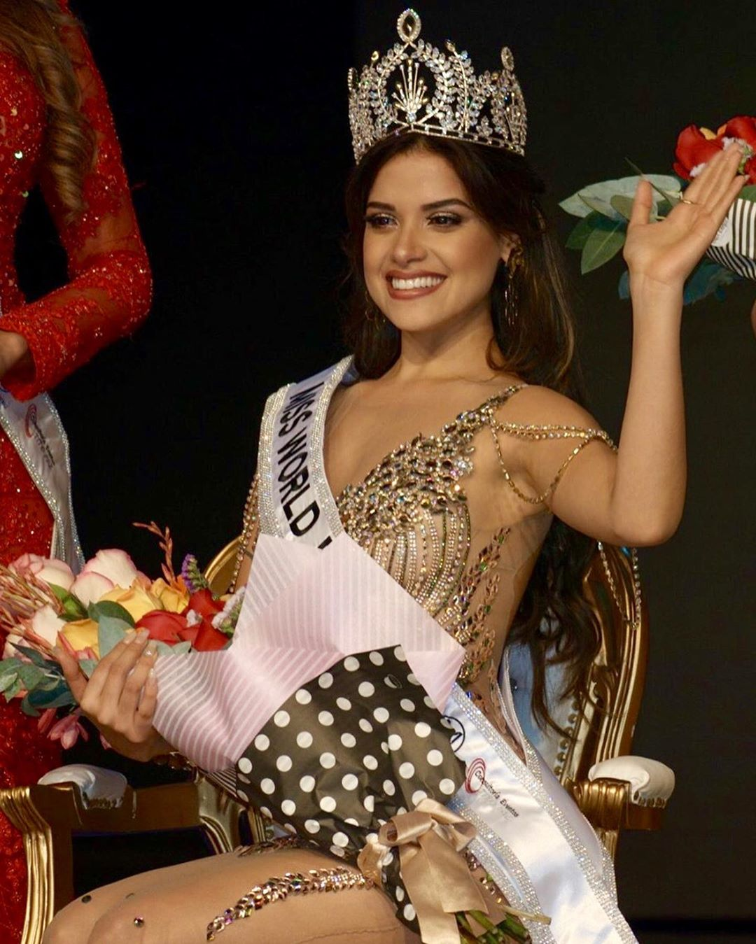 angella escudero, miss world peru 2019. 67339110