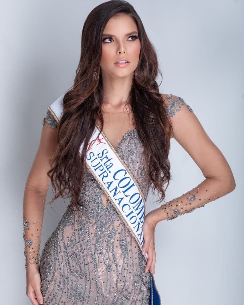 yaiselle tous, miss supranational colombia 2019. 67377110