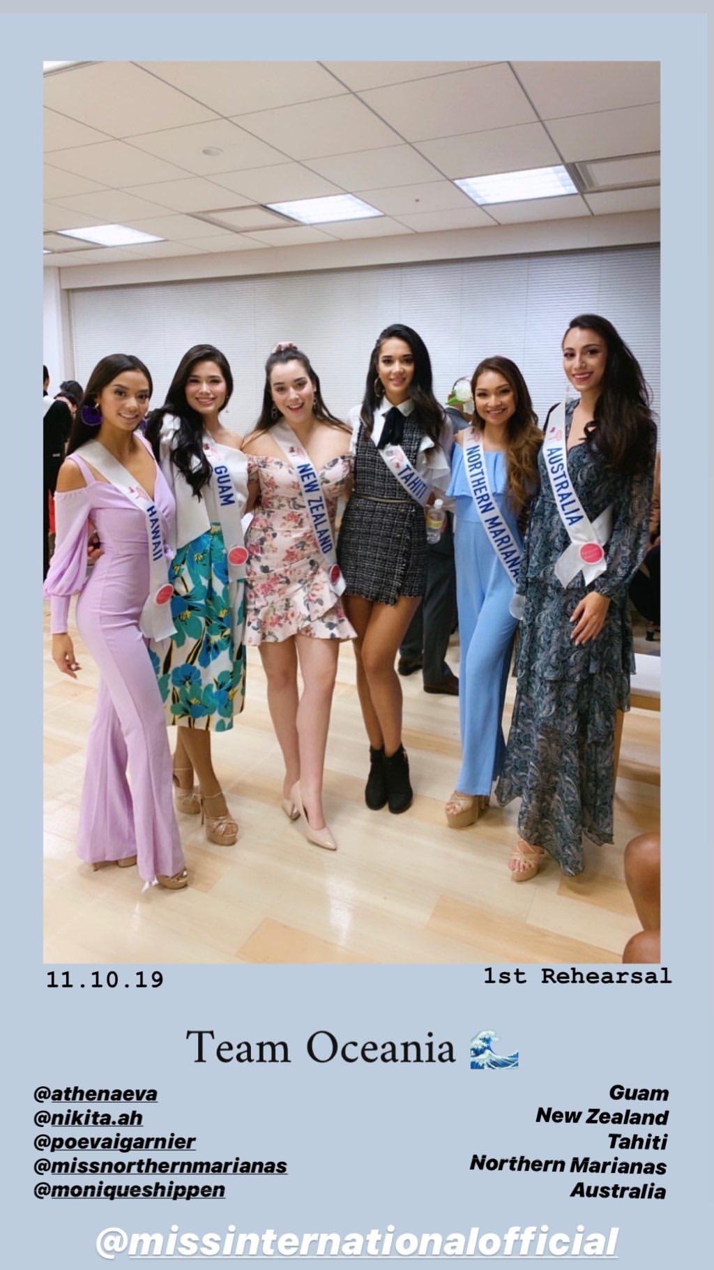 raquel basco, miss international hawaii 2019/miss intercontinental usa 2017. - Página 13 67403010