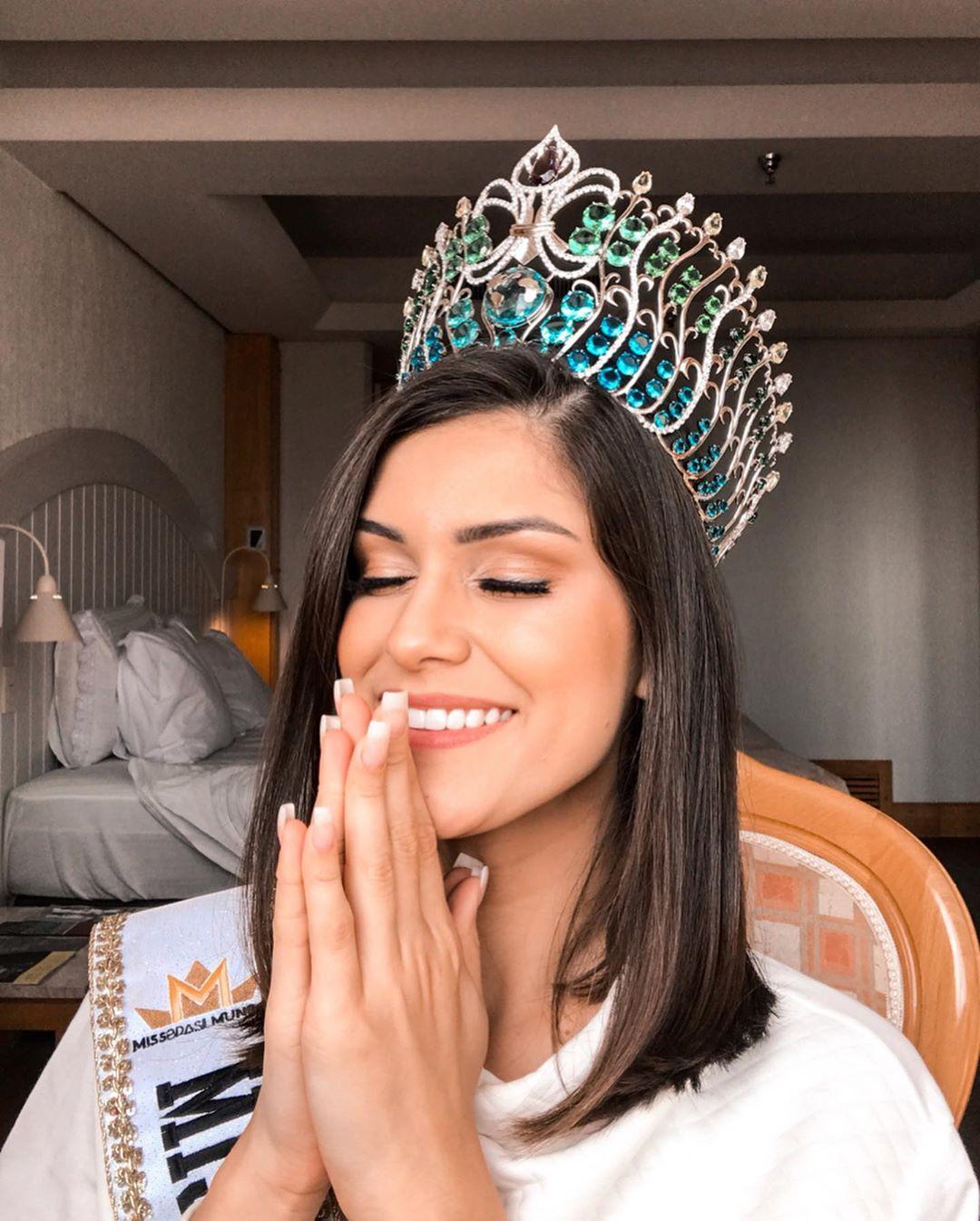 elis miele, top 5 de miss world 2019. - Página 3 67413710