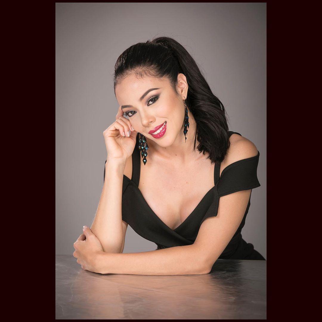 gina aguirre, virreyna de miss latinoamerica 2019. - Página 3 67502010