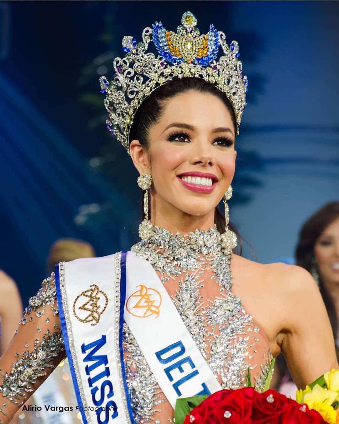 thalia olvino, top 20 de miss universe 2019. - Página 2 67520310