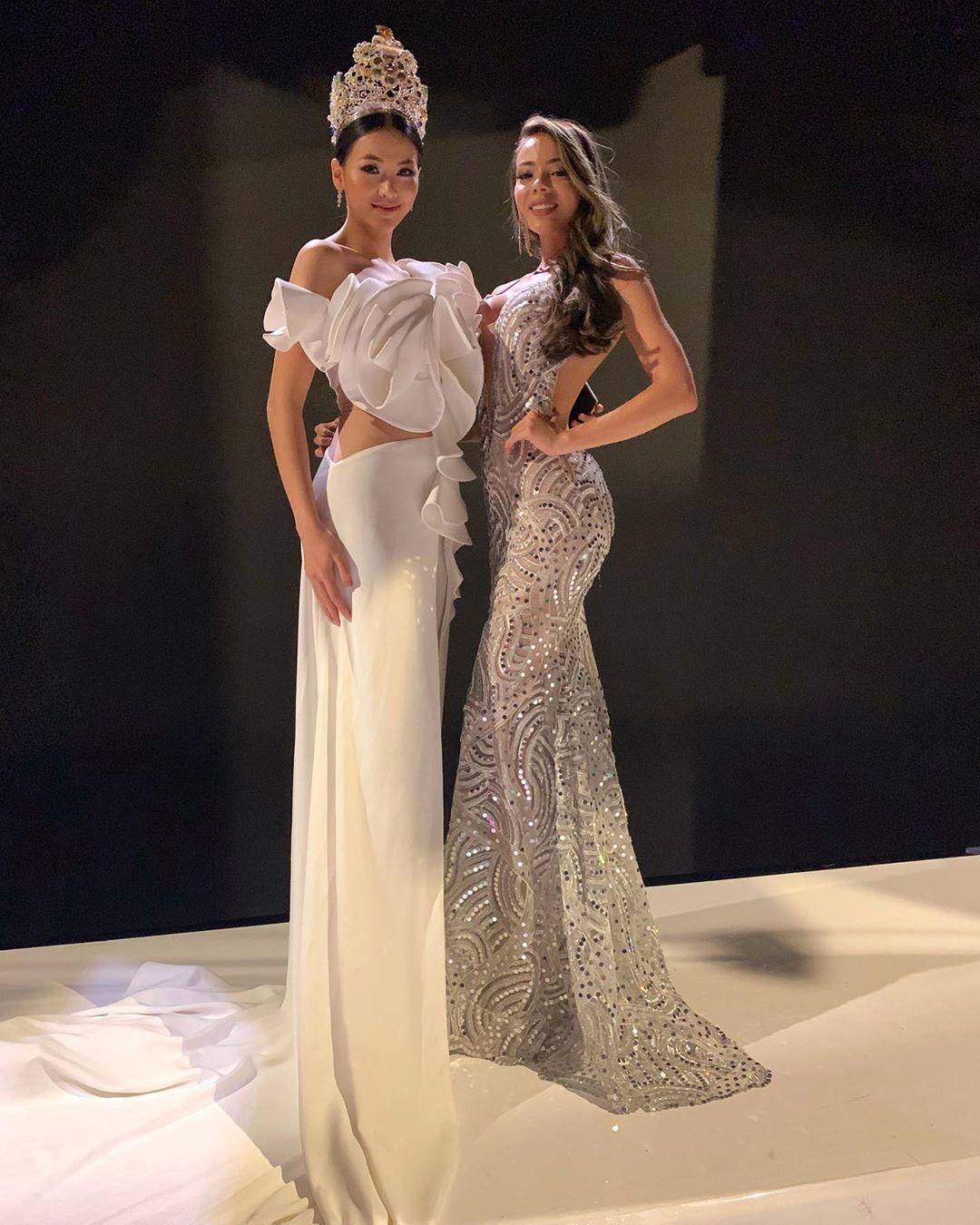 gina aguirre, virreyna de miss latinoamerica 2019. - Página 3 67562010