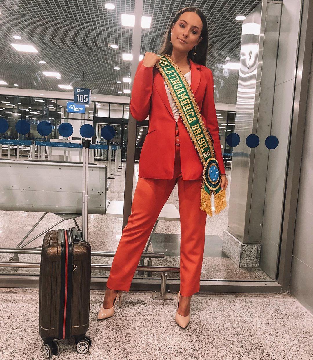 cristine boff sartor, segunda finalista de miss latinoamerica 2019. - Página 7 67562410
