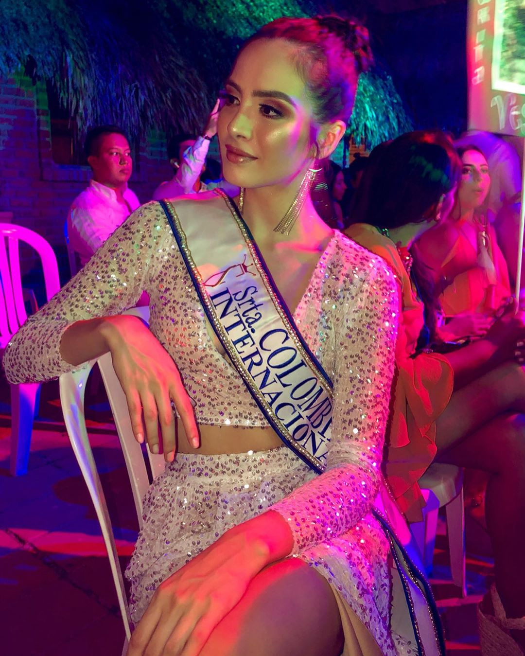 maria alejandra vengoechea, 3rd runner-up de miss international 2019. - Página 3 67680810