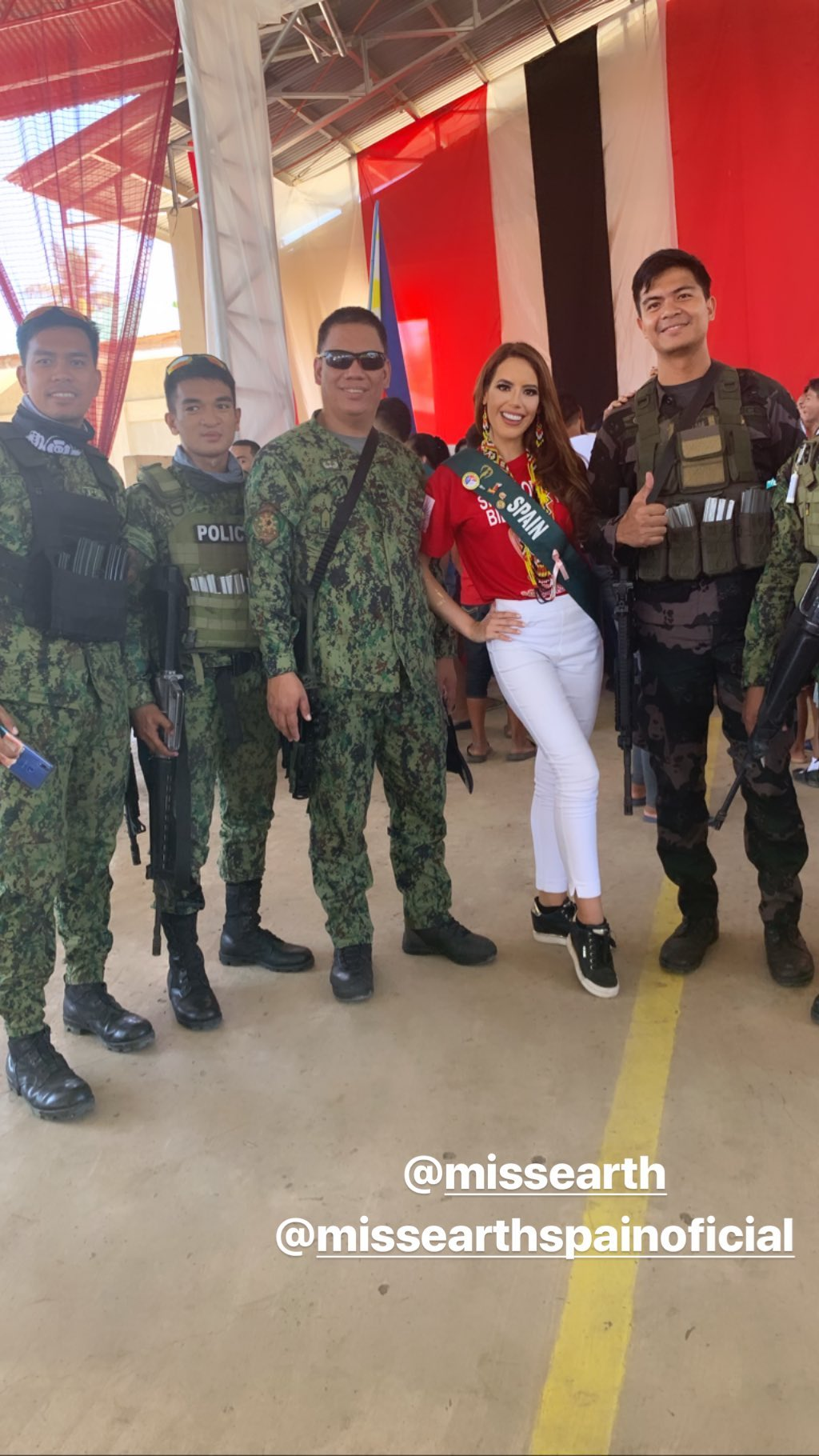 sonia hernandez, top 20 de miss earth 2019. - Página 3 67711610