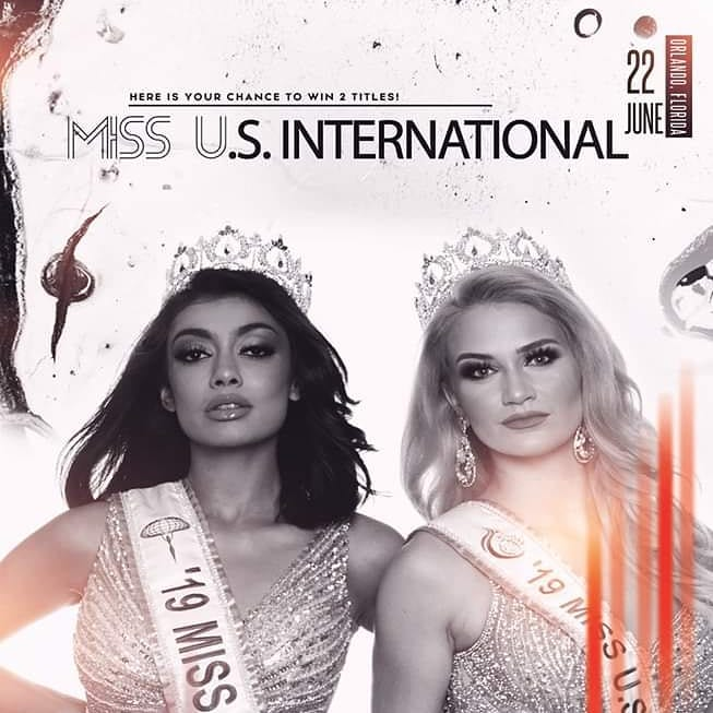 ghazal gill, miss international usa 2019. 67817210