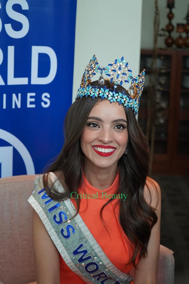 vanessa ponce de leon, miss world 2018. I - Página 66 67828710