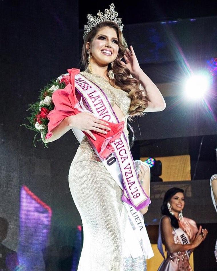 mariana galindez, 3ra finalista de miss latinoamerica 2019. 67880211