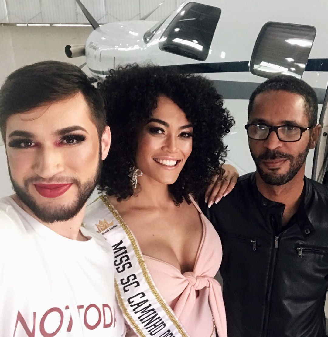 fernanda souza, miss supranational brazil 2019. - Página 2 67893811