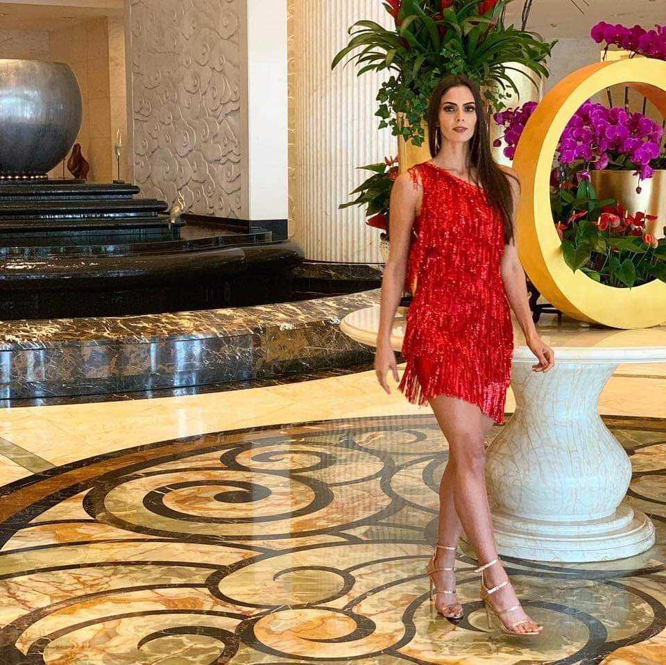mariana berumen, top 36 de miss model of the world 2018/top 15 de miss world 2012 - Página 7 68271910