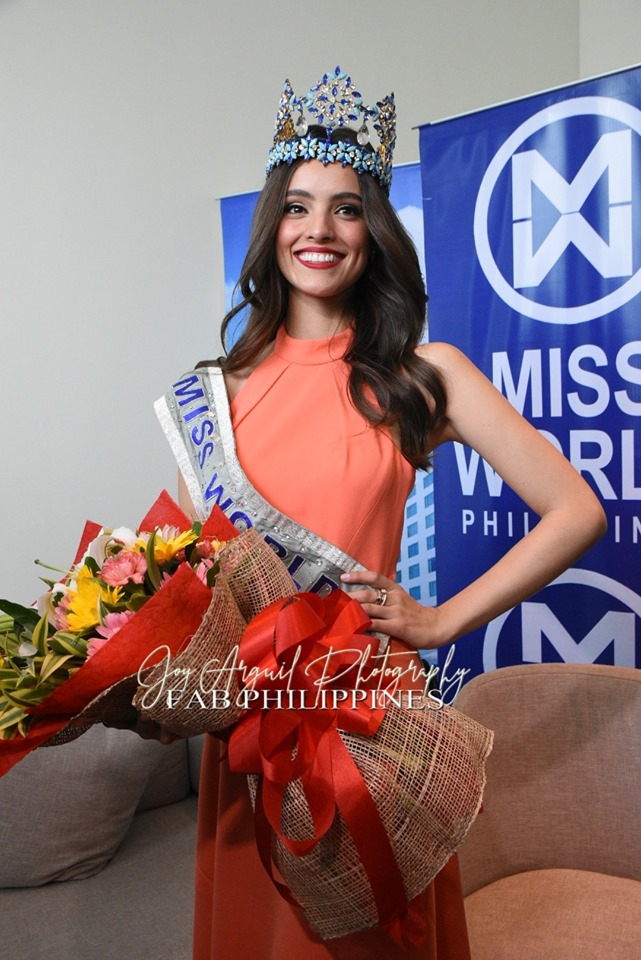 vanessa ponce de leon, miss world 2018. I - Página 66 68393110