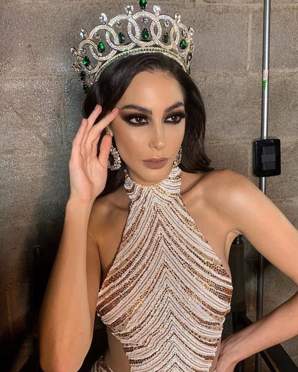 maria malo, 1st runner-up de miss grand international 2019. - Página 6 68668910