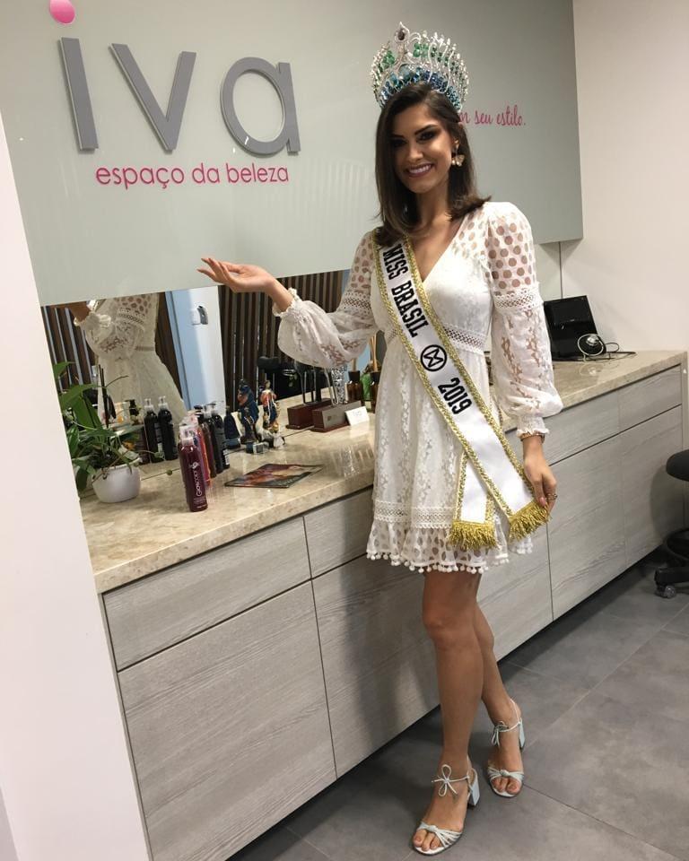 elis miele, top 5 de miss world 2019. - Página 3 68687910