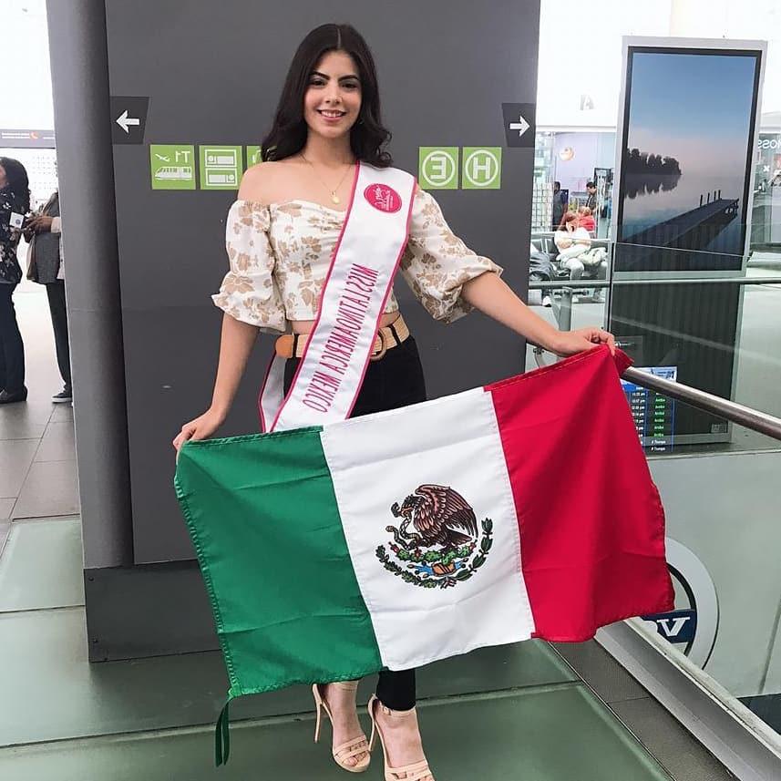 sharid rodriguez, miss mexico latinoamerica 2019. 68702410