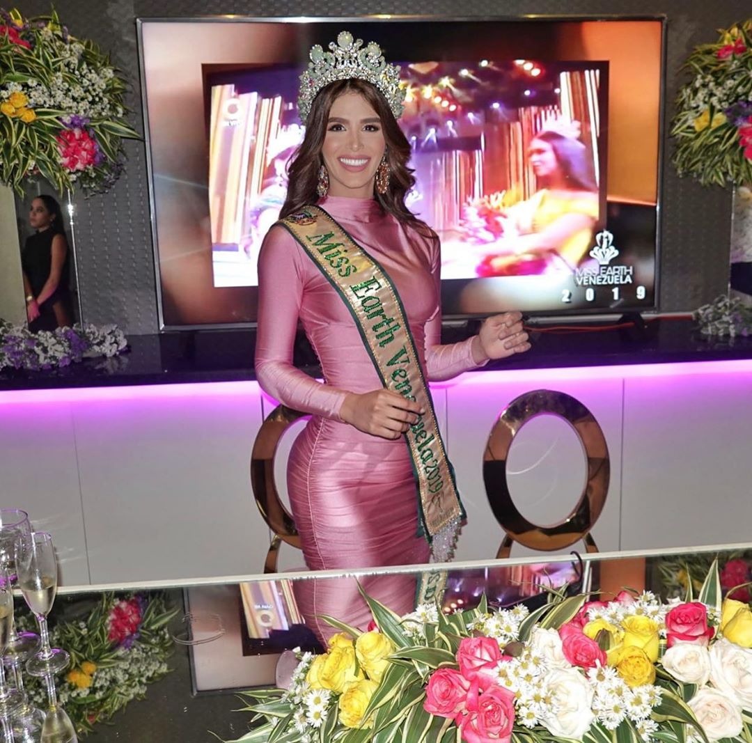 michell castellanos, miss earth venezuela 2019. - Página 5 68734010