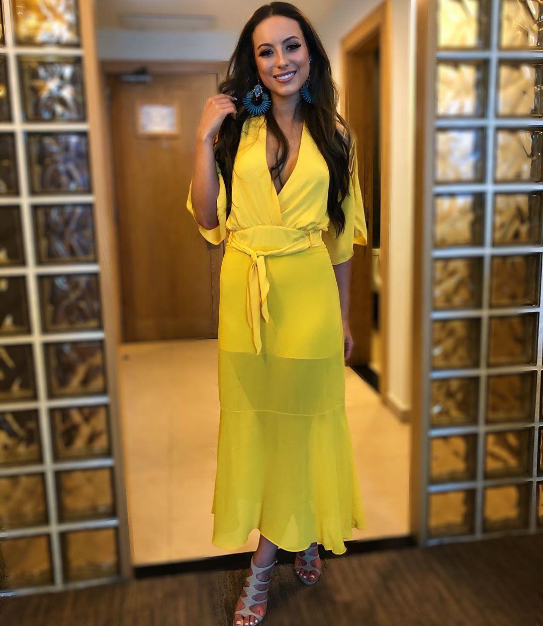 cristine boff sartor, segunda finalista de miss latinoamerica 2019. - Página 7 68829610