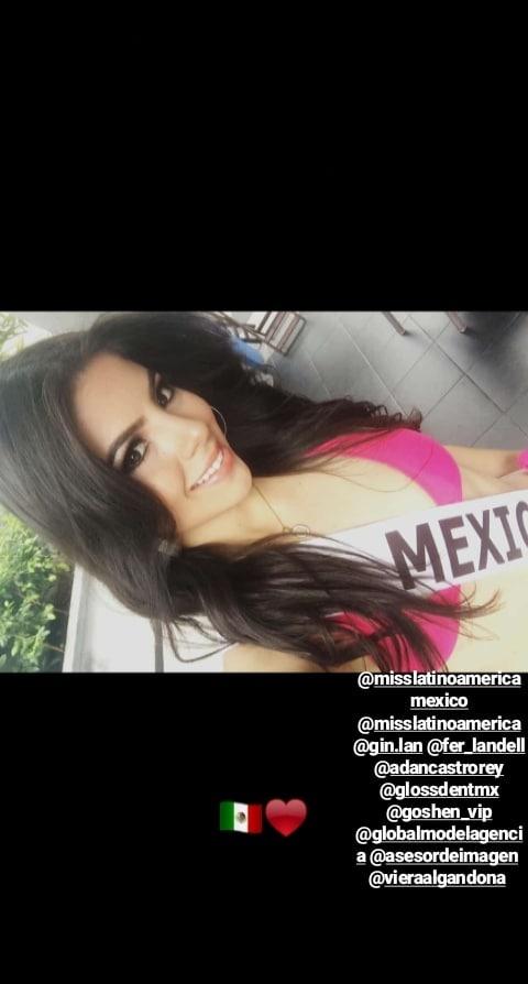 sharid rodriguez, miss mexico latinoamerica 2019. - Página 2 68843210