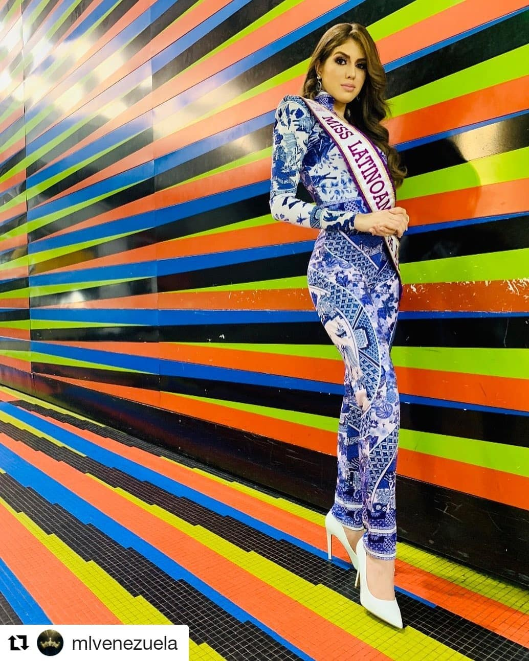mariana galindez, 3ra finalista de miss latinoamerica 2019. - Página 2 68905110