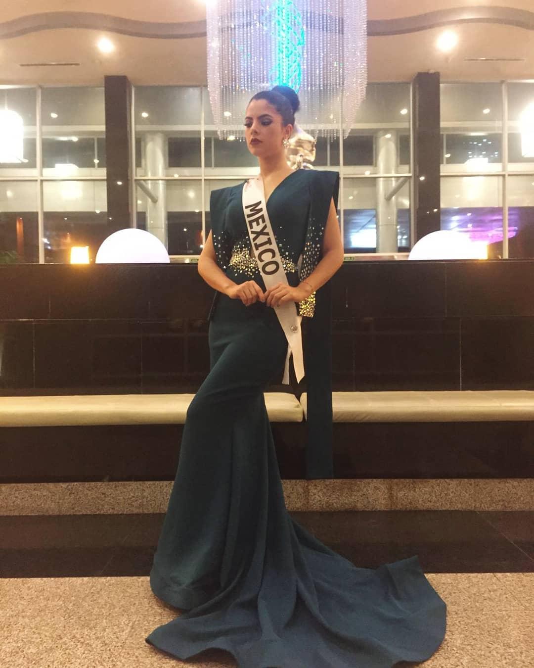 sharid rodriguez, miss mexico latinoamerica 2019. - Página 2 68905410