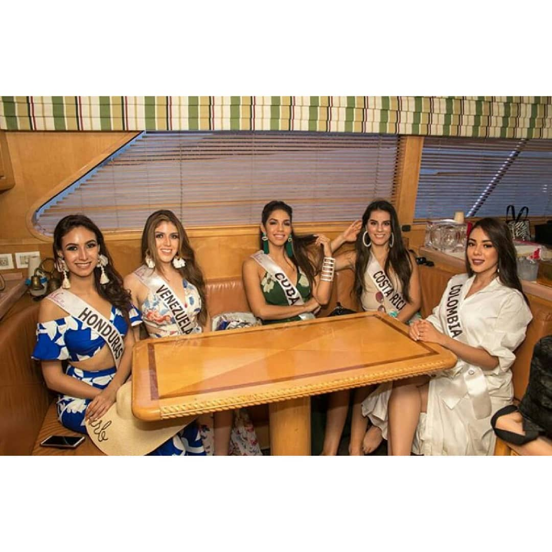 gina aguirre, virreyna de miss latinoamerica 2019. - Página 6 68938110