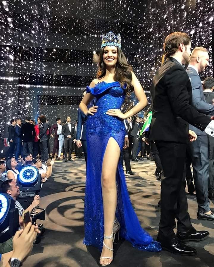 vanessa ponce de leon, miss world 2018. I - Página 72 68950110