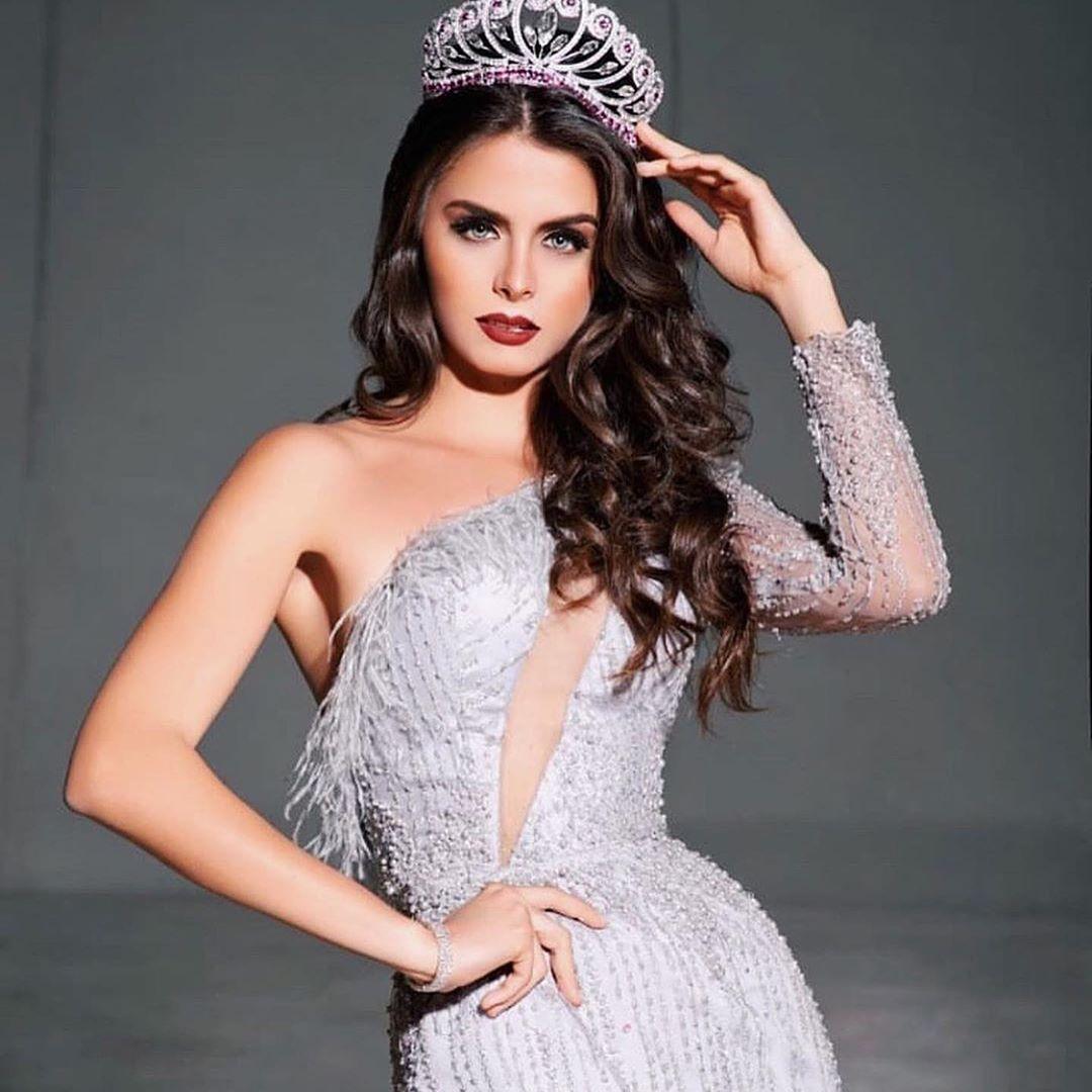 regina peredo, reyna hispanoamericana 2019. 68952710