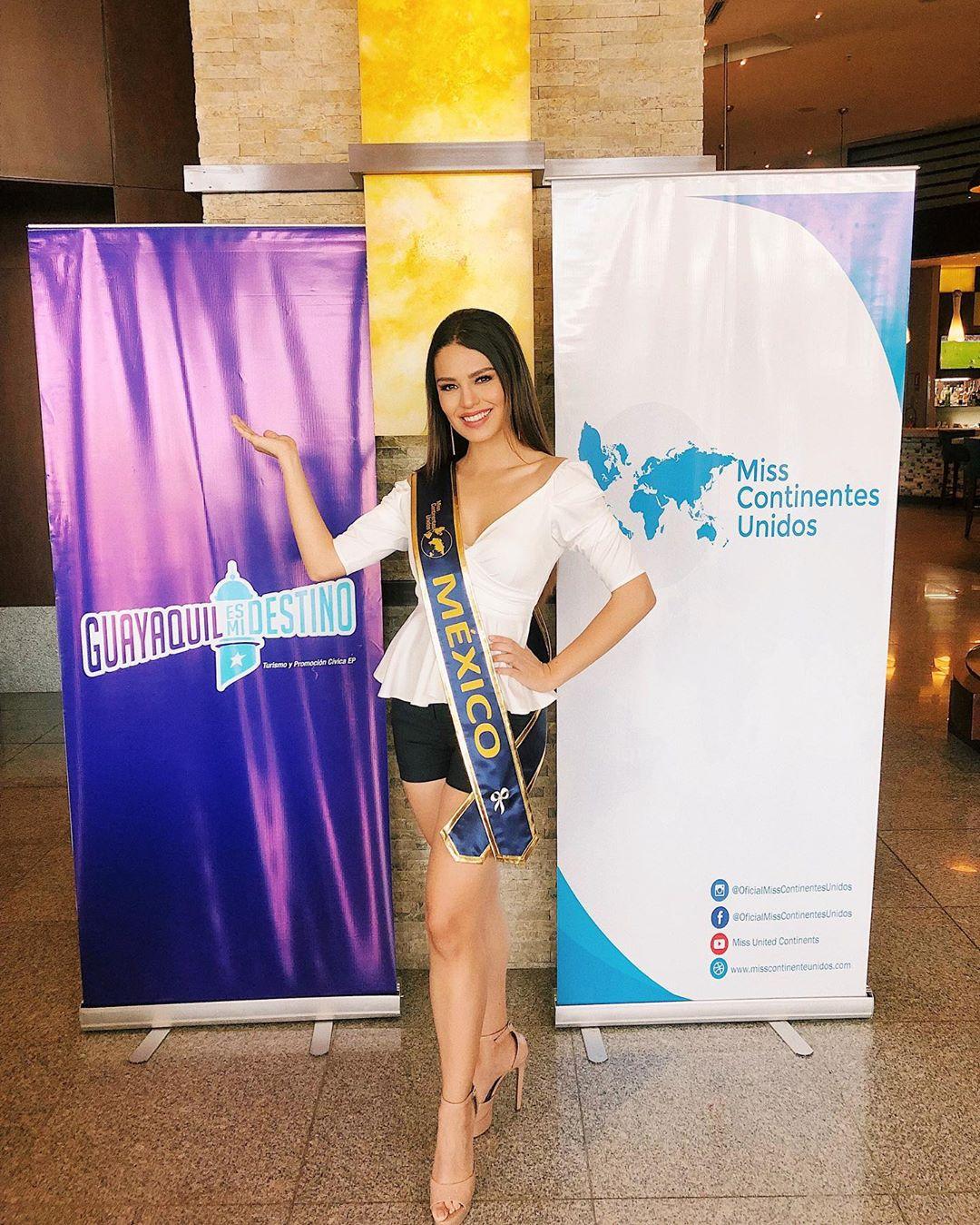 kenia ponce, segunda finalista de miss continentes unidos 2019. - Página 3 68961310