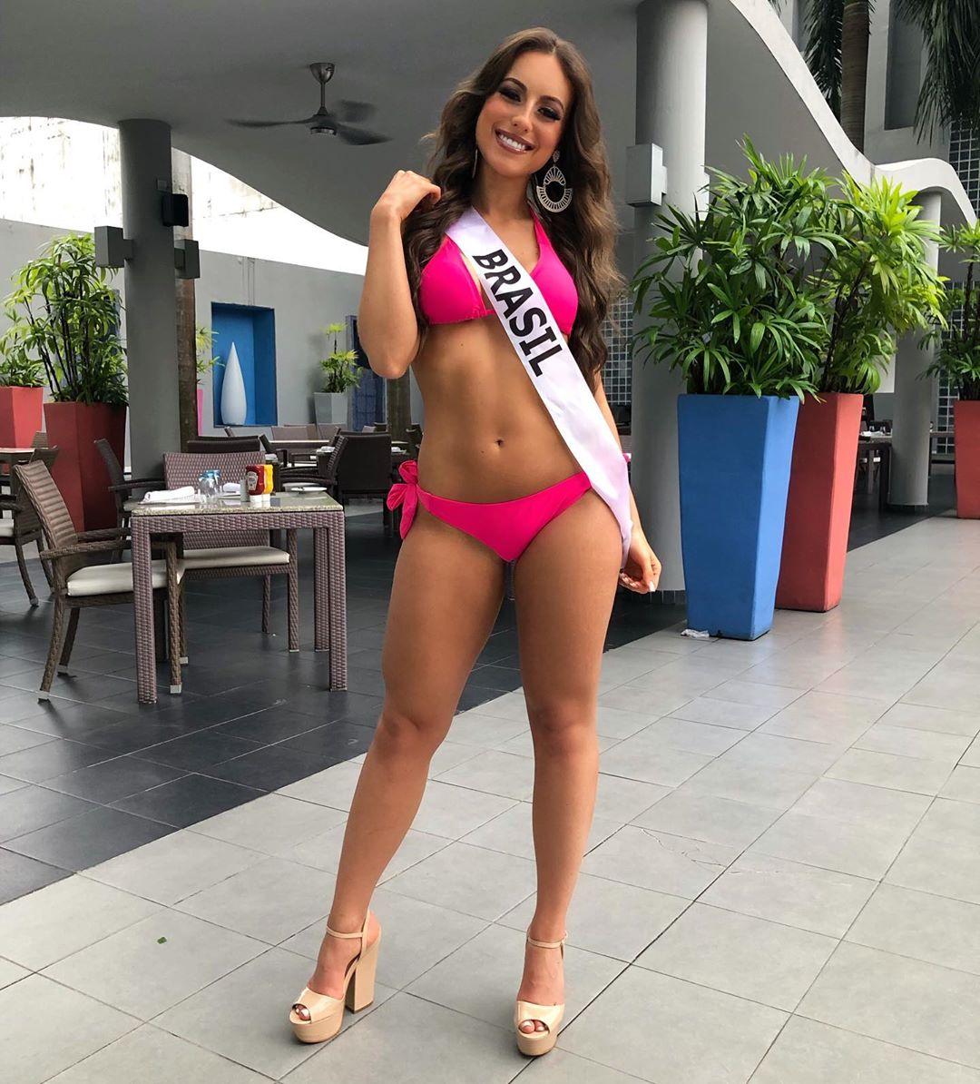 cristine boff sartor, segunda finalista de miss latinoamerica 2019. - Página 7 68994910