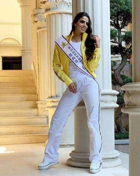mariana berumen, top 36 de miss model of the world 2018/top 15 de miss world 2012 - Página 7 68ebbd10