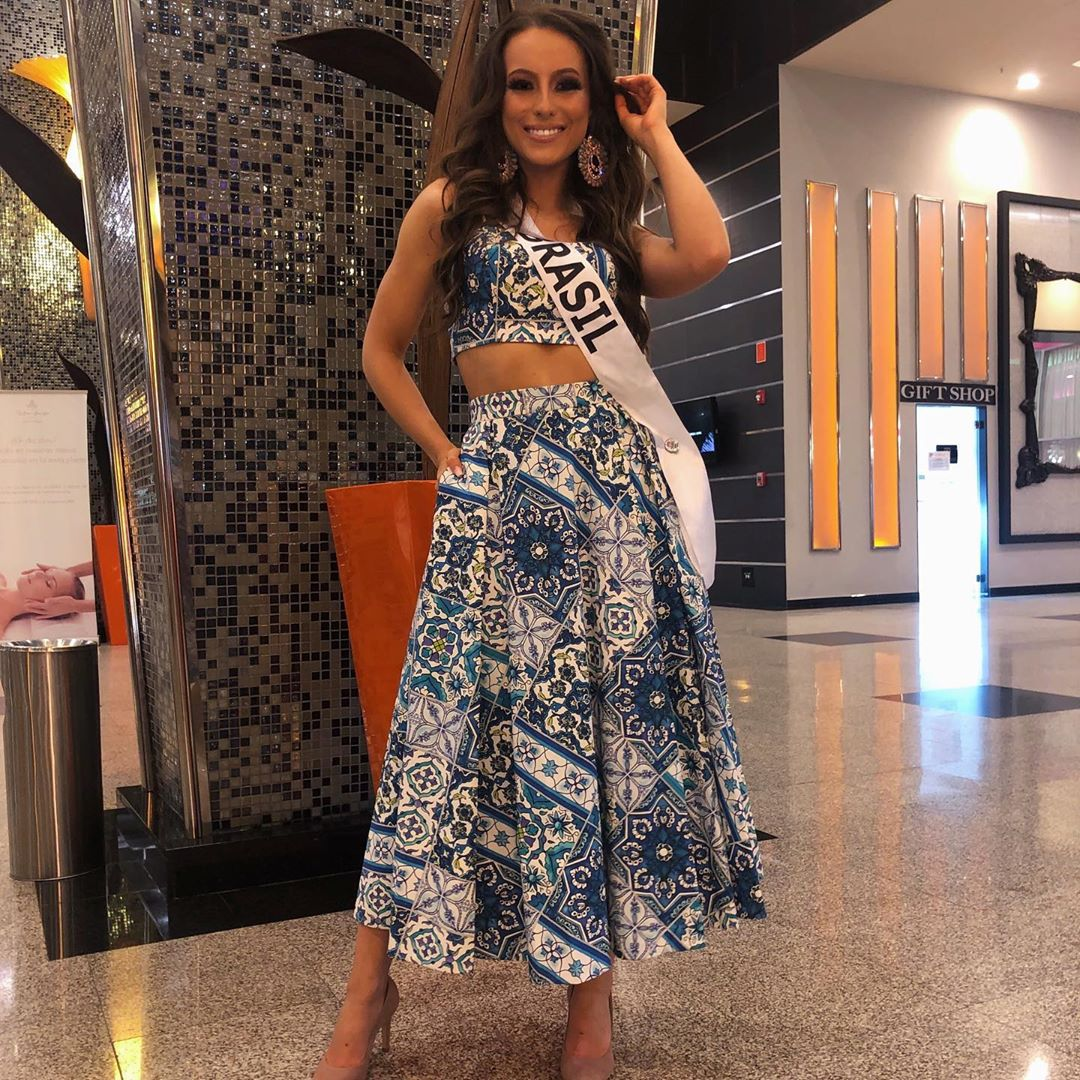 cristine boff sartor, segunda finalista de miss latinoamerica 2019. - Página 8 69036510