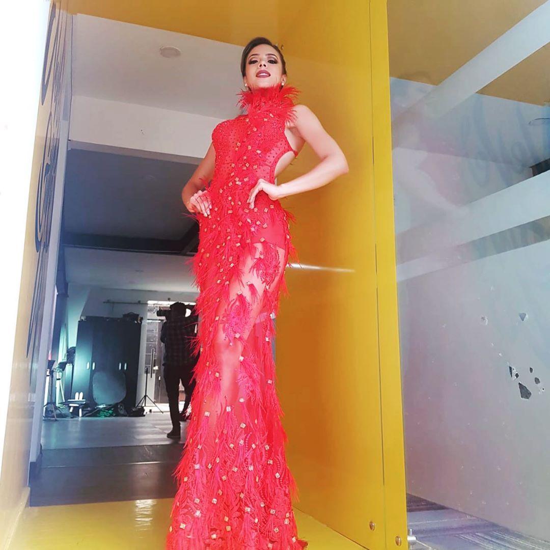 gina aguirre, virreyna de miss latinoamerica 2019. - Página 3 69070810