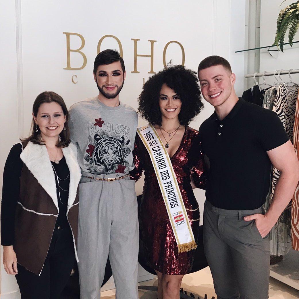 fernanda souza, miss supranational brazil 2019. - Página 2 69094910