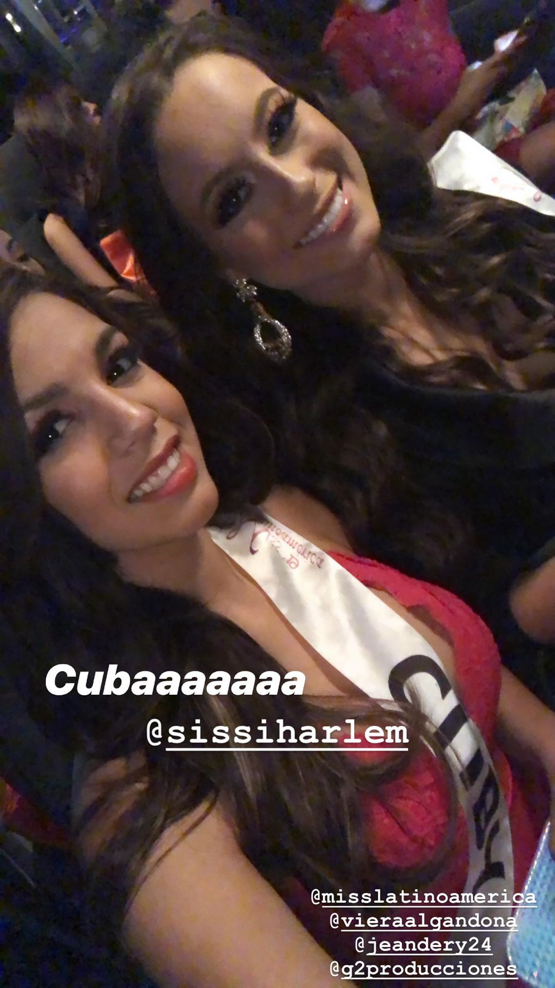 cristine boff sartor, segunda finalista de miss latinoamerica 2019. - Página 8 69097010