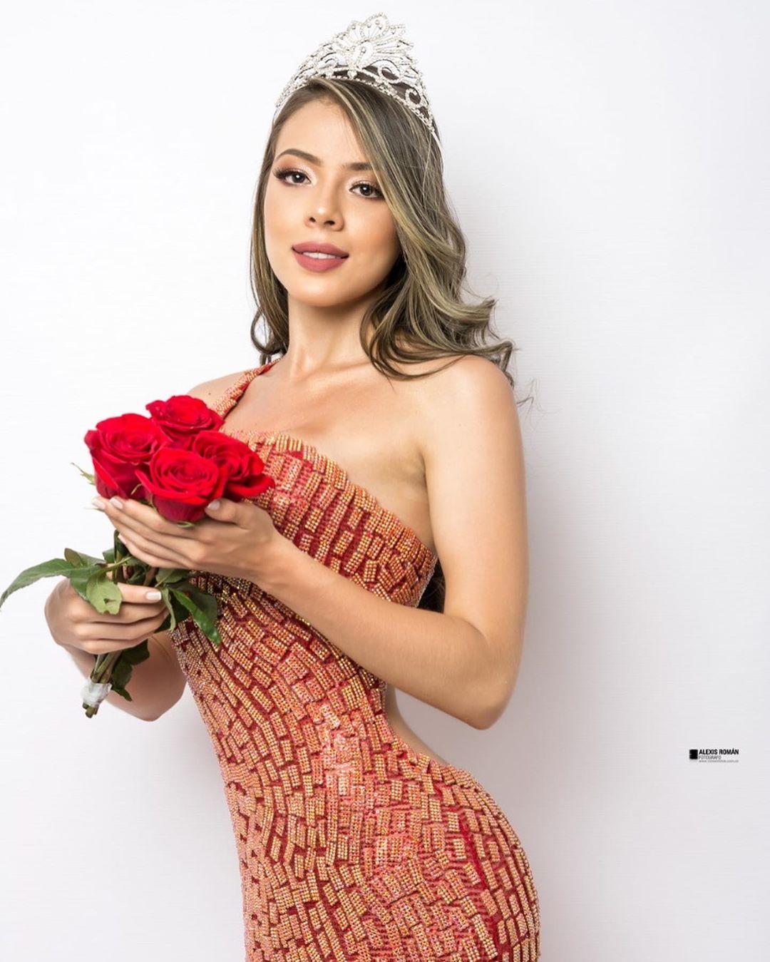 gina aguirre, virreyna de miss latinoamerica 2019. - Página 3 69104210