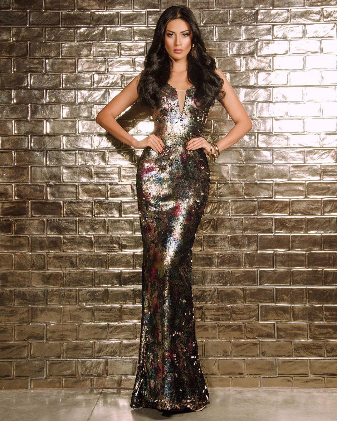 yenny katherine carrillo, top 20 de miss earth 2019/reyna mundial banano 2017. - Página 5 69116510