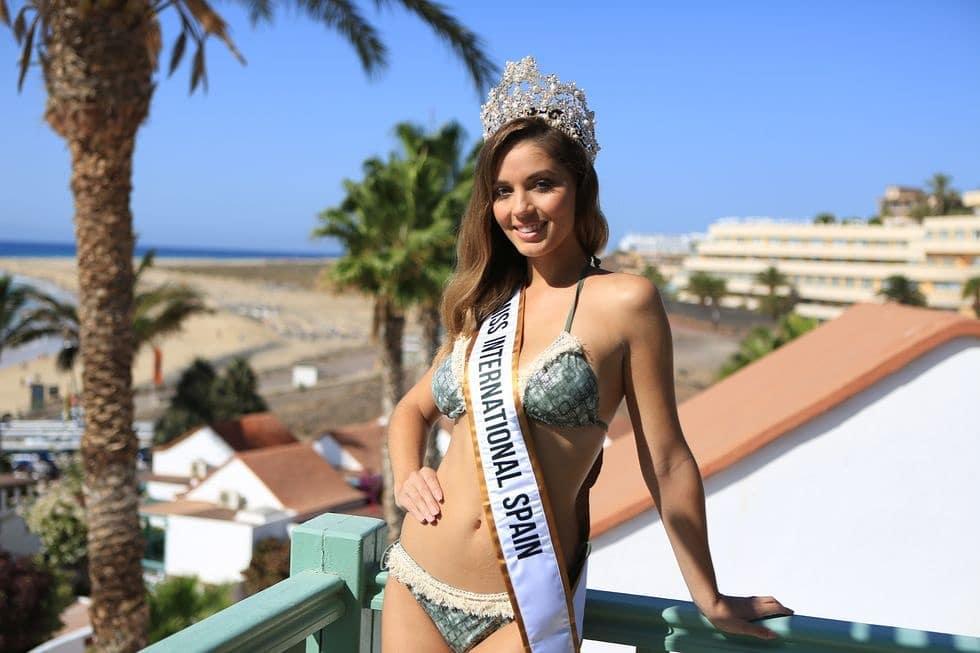 claudia cruz garcia gonzalez, miss international spain 2019. 69125310