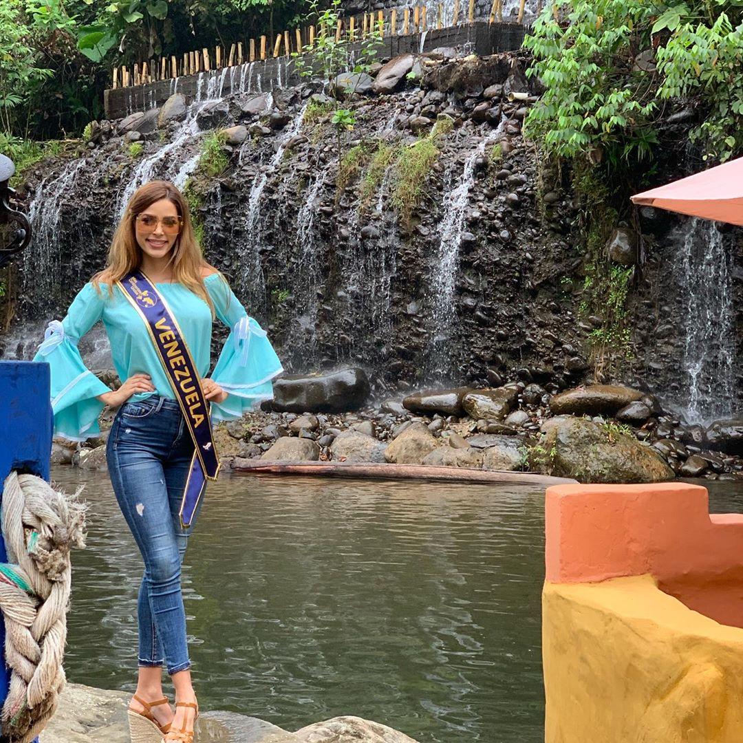 maria jose bracho, miss venezuela continentes unidos 2019. - Página 3 69208310