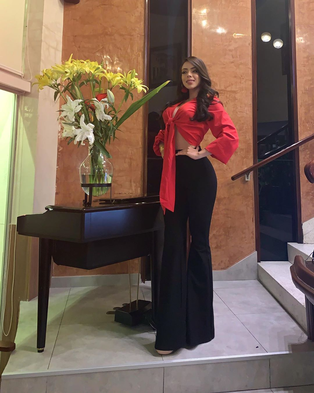 gina aguirre, virreyna de miss latinoamerica 2019. - Página 4 69239810